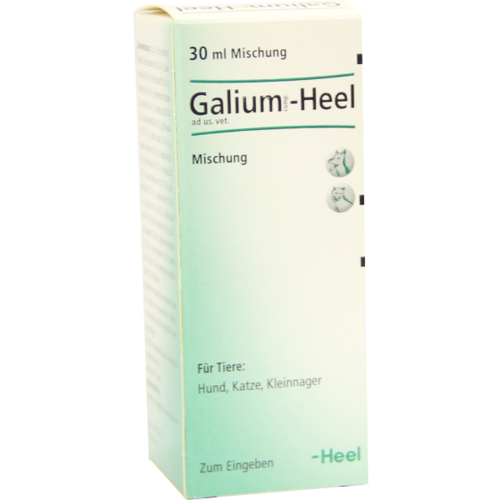 Verpackungsbild(Packshot) von GALIUM COMP.-Heel ad us.vet.Tropfen