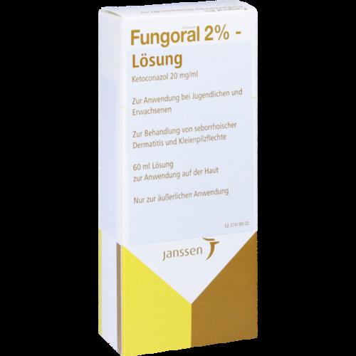 Verpackungsbild(Packshot) von FUNGORAL Lösung