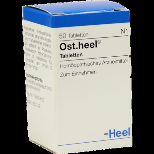 Verpackungsbild(Packshot) von OST.HEEL Tabletten