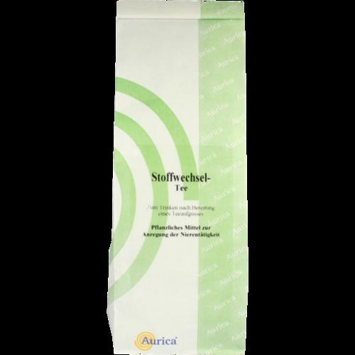 Verpackungsbild(Packshot) von STOFFWECHSELTEE Aurica