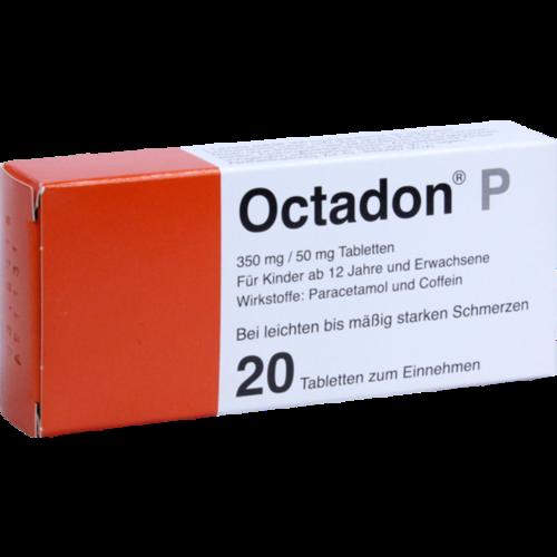 Verpackungsbild(Packshot) von OCTADON P Tabletten