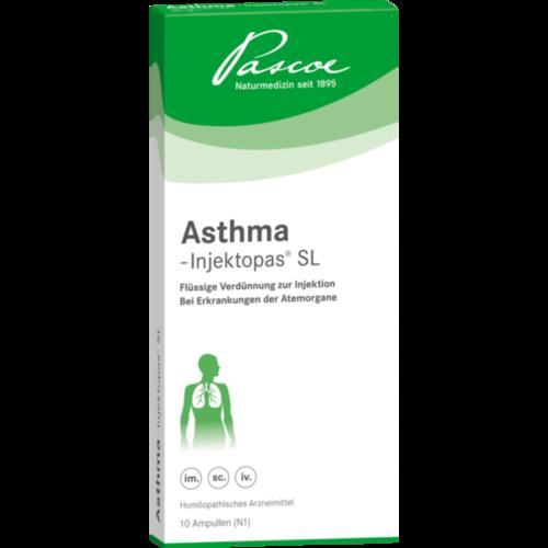 Verpackungsbild(Packshot) von ASTHMA INJEKTOPAS SL Ampullen