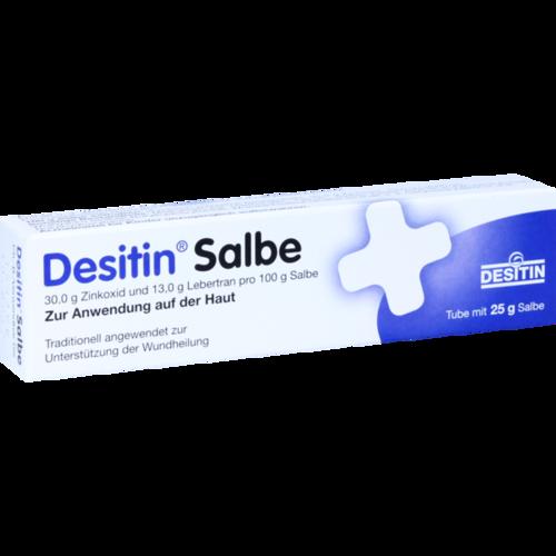 Verpackungsbild(Packshot) von DESITIN Salbe