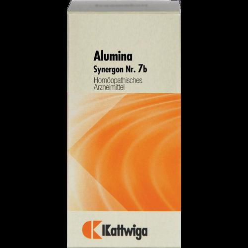 Verpackungsbild(Packshot) von SYNERGON KOMPLEX 7b Alumina Tabletten