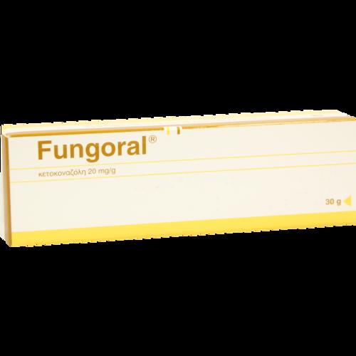 Verpackungsbild(Packshot) von FUNGORAL 2% Creme
