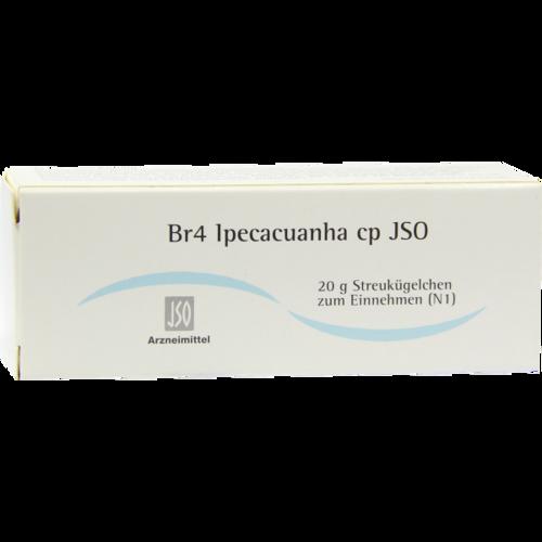 Verpackungsbild(Packshot) von JSO Br 4 Ipecacuanha cp Globuli