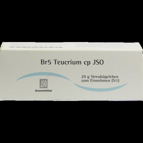 Verpackungsbild(Packshot) von JSO Br 5 Teucrium cp Globuli