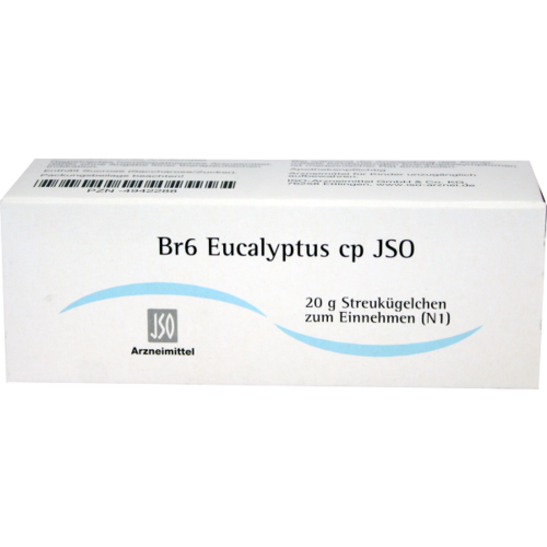 Verpackungsbild(Packshot) von JSO Br 6 Eucalyptus cp Globuli