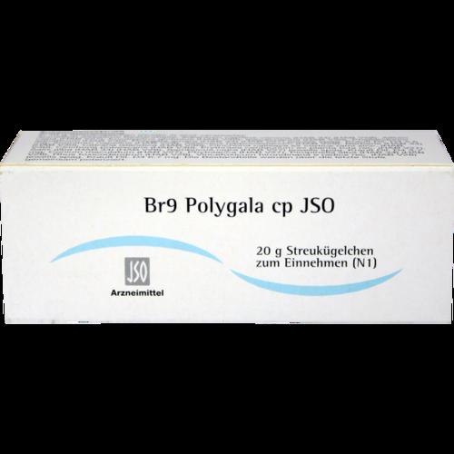 Verpackungsbild(Packshot) von JSO Br 9 Polygala cp Globuli