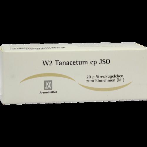 Verpackungsbild(Packshot) von JSO W 2 Tanacetum cp Globuli