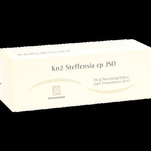 Verpackungsbild(Packshot) von JSO Kn 2 Steffensia cp Globuli
