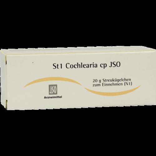 Verpackungsbild(Packshot) von JSO St 1 Cochlearia cp Globuli