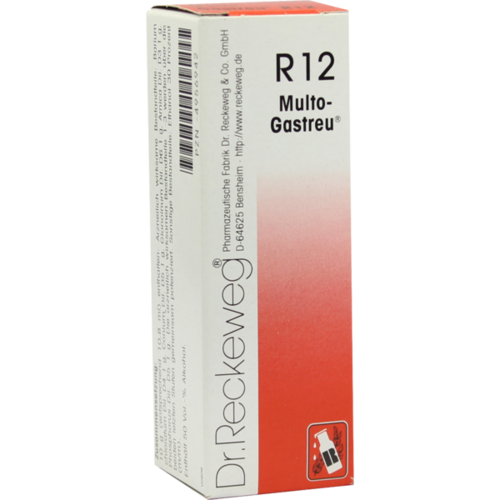 Verpackungsbild(Packshot) von MULTO-GASTREU R12 Mischung