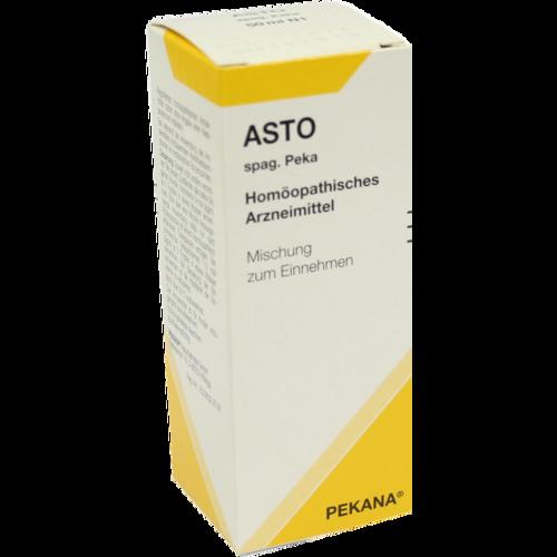 Verpackungsbild(Packshot) von ASTO spag.Peka Tropfen