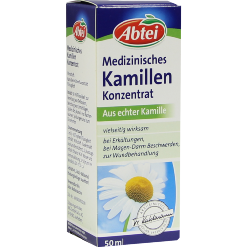 Verpackungsbild(Packshot) von ABTEI Medizinisches Kamillen Konzentrat