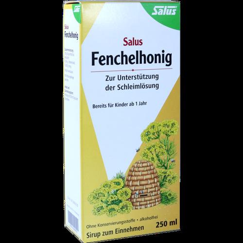 Verpackungsbild(Packshot) von FENCHELHONIG Salus