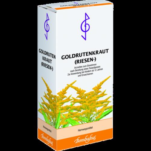 Verpackungsbild(Packshot) von GOLDRUTENKRAUT Riesen Tee