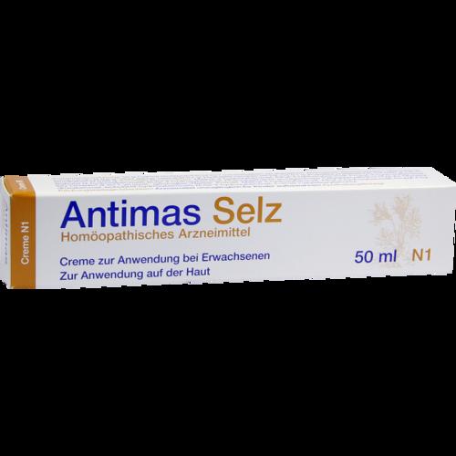 Verpackungsbild(Packshot) von ANTIMAS SELZ Salbe