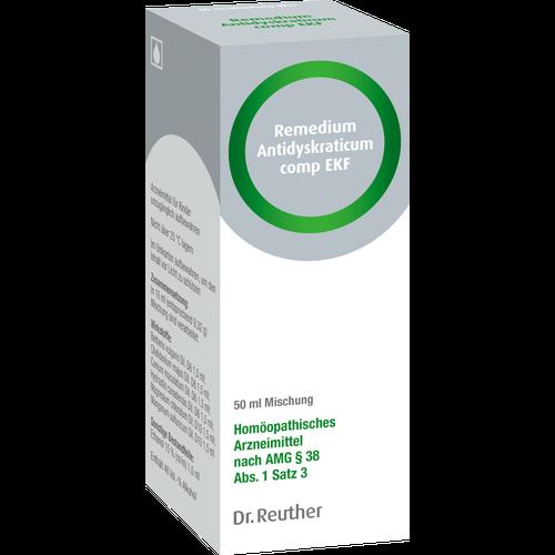 Verpackungsbild(Packshot) von REMEDIUM Antidyskraticum comp.EKF flüssig