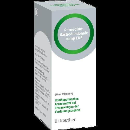 Verpackungsbild(Packshot) von REMEDIUM Gastroduodenale comp.EKF flüssig