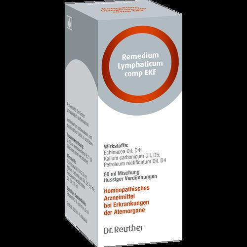 Verpackungsbild(Packshot) von REMEDIUM Lymphaticum comp.EKF flüssig