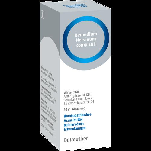 Verpackungsbild(Packshot) von REMEDIUM Nervinum comp.EKF flüssig