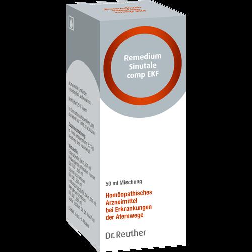 Verpackungsbild(Packshot) von REMEDIUM Sinutale comp.EKF flüssig