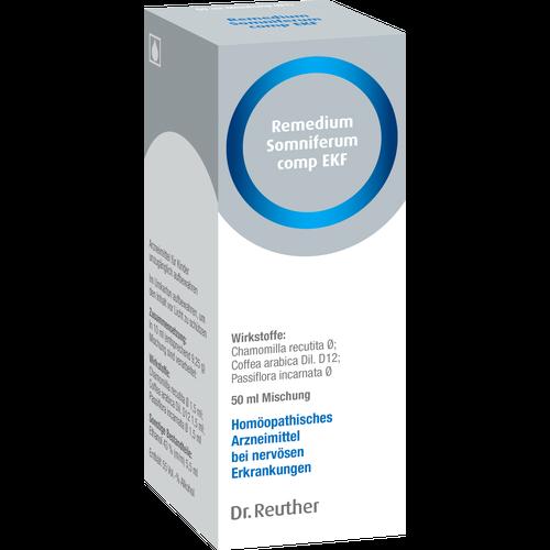 Verpackungsbild(Packshot) von REMEDIUM Somniferum comp.EKF flüssig