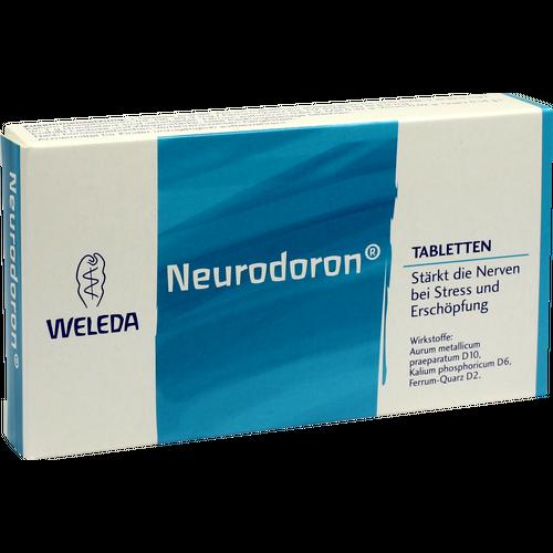 Verpackungsbild(Packshot) von NEURODORON Tabletten