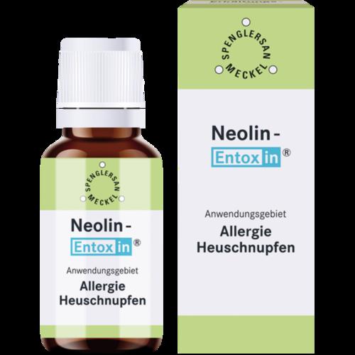 Verpackungsbild(Packshot) von NEOLIN Entoxin N Tropfen