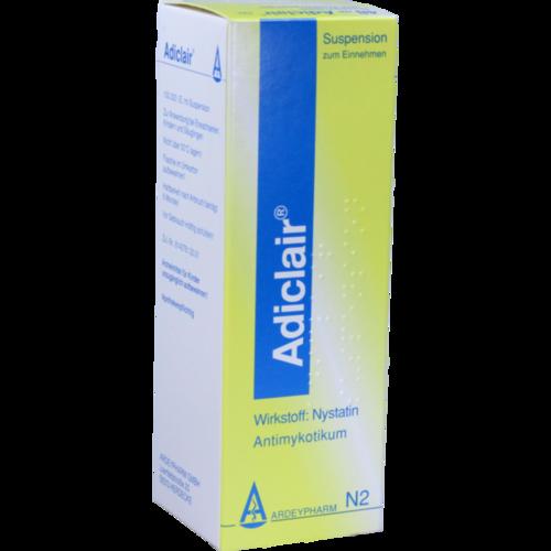 Verpackungsbild(Packshot) von ADICLAIR Suspension Dosierpumpe