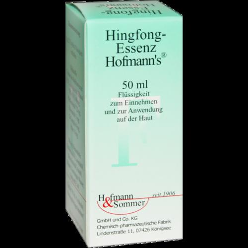 Verpackungsbild(Packshot) von HINGFONG Essenz Hofmann's