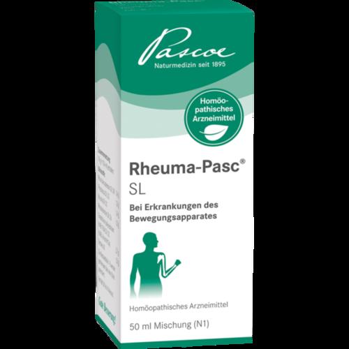 Verpackungsbild(Packshot) von RHEUMA PASC SL Tropfen