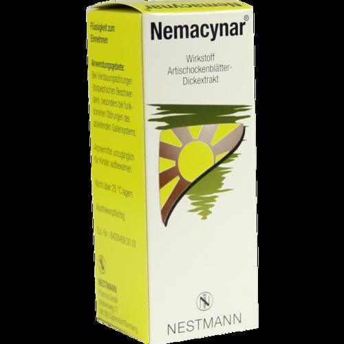 Verpackungsbild(Packshot) von NEMACYNAR Nestmann Tropfen