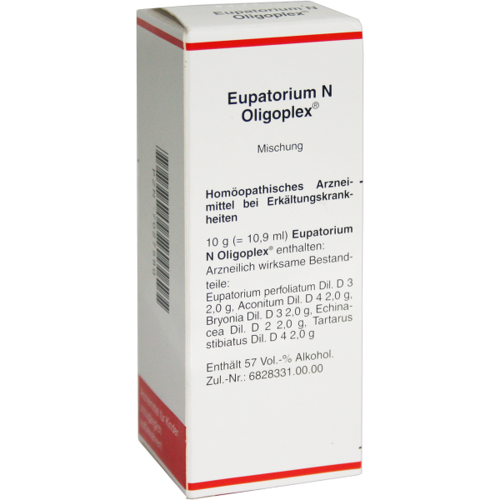 Verpackungsbild(Packshot) von EUPATORIUM N Oligoplex Liquidum