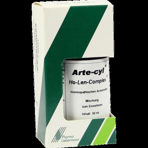 Verpackungsbild(Packshot) von ARTE-CYL Ho-Len-Complex Tropfen