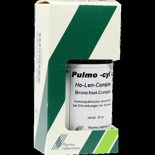 Verpackungsbild(Packshot) von PULMO-CYL L Ho-Len-Complex Tropfen