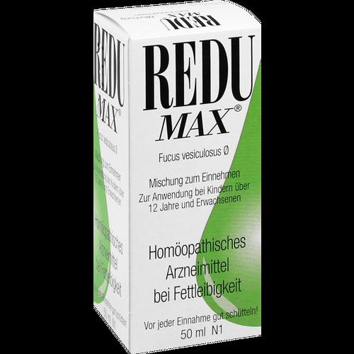 Verpackungsbild(Packshot) von REDU MAX Tropfen