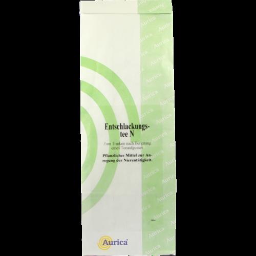 Verpackungsbild(Packshot) von ENTSCHLACKUNGSTEE N Aurica