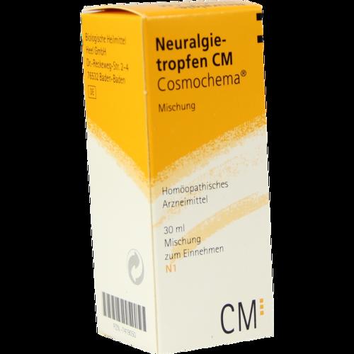Verpackungsbild(Packshot) von NEURALGIE Tropfen CM Cosmochema