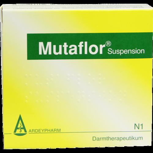 Verpackungsbild(Packshot) von MUTAFLOR Suspension