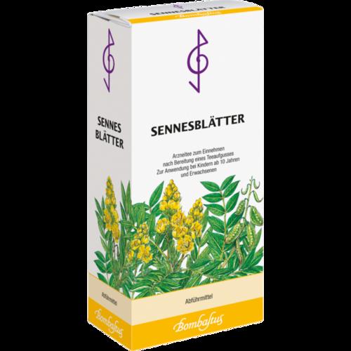 Verpackungsbild(Packshot) von SENNESBLÄTTER Tee