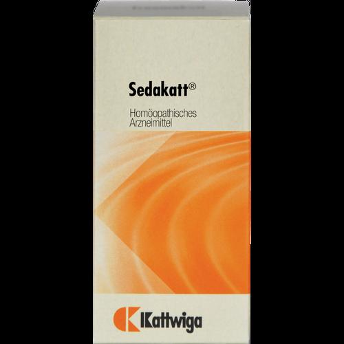 Verpackungsbild(Packshot) von SEDAKATT Tabletten