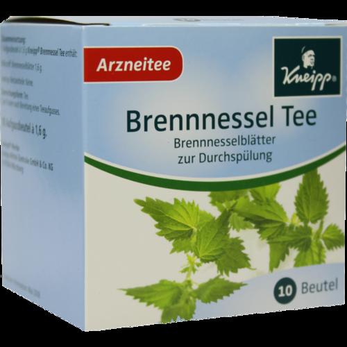 Verpackungsbild(Packshot) von KNEIPP Tee Brennessel Filterbeutel