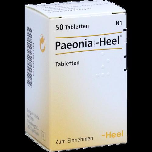 Verpackungsbild(Packshot) von PAEONIA COMP.HEEL Tabletten