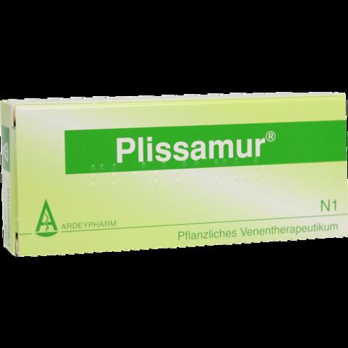 Verpackungsbild(Packshot) von PLISSAMUR Dragees