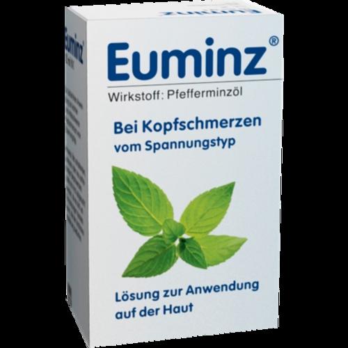 Verpackungsbild(Packshot) von EUMINZ Lösung