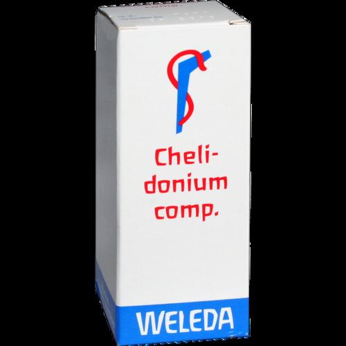 Verpackungsbild(Packshot) von CHELIDONIUM COMP.Dilution