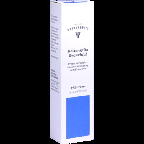 Verpackungsbild(Packshot) von RETTERSPITZ Bronchial Creme
