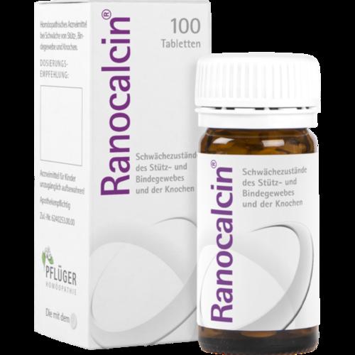 Verpackungsbild(Packshot) von RANOCALCIN Tabletten
